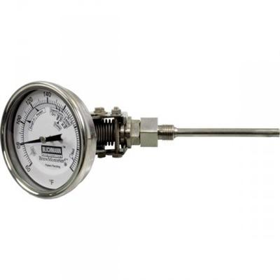 Blichmann Weldless Brewmometer Adjustable Angle Fahrenheit
