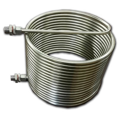 Herms Coil 304 Stainless Steel 42 X 1 2 Quot Od Tubing