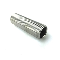 "1/2"" NPS Continuous Threaded Nipple 2.5"" LONG"