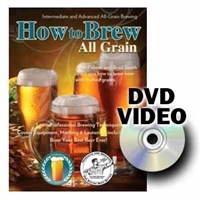 How to Brew All Grain - DVD Video