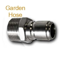 Quick Disconnects Type GH2 - MQD x Male Garden Hose
