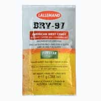 BRY-97 American West Coast Ale Yeast 11 g