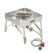 Bayou Classic SS84 Propane Burner (stainless)