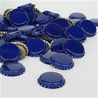 Oxygen Absorbing Blue Crowns Bottle Caps 144 count