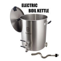 Brew Built Configured Electric Boil Kettle with Whirlpool