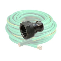 Camlock Quick Disconnects  - Cam Male x Female Garden Hose