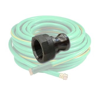 Camlock  GARDEN HOSE Quick Disconnects  - Cam Male x Female Garden Hose 304SS