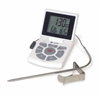 CDN Clock/Timer/Corded Digital Thermometer DTTC