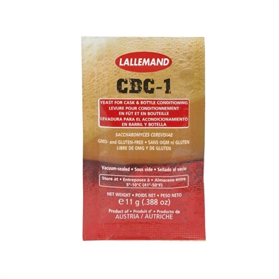 Lallemand CBC-1 Cask and Bottle Conditioning Yeast