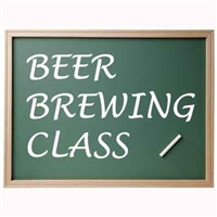 Beer Brewing Class - Beginner Workshop
