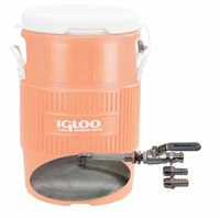 10g Cooler to Mash Tun Conversion Kit - Cooler NOT included