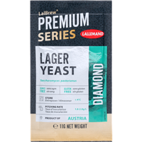 Lallemand Lalbrew Diamond Lager Dry Yeast 11 gram