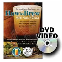 How to Brew Extract - DVD Video