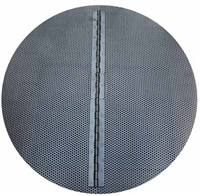 "False Bottom, 15"" for Bottom-Drained Sanke Kegs, Hinged, NO HOLE"