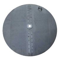 "False Bottom, 15"" for Sanke Kegs, Hinged with Center Hole"