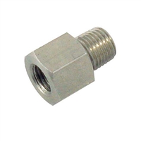 "Female Flare (1/4 FFL) to 1/4"" Male NPT Adapter"
