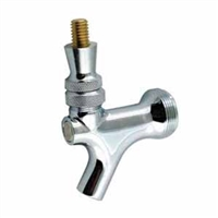 Chrome Plated Economy Beer Faucet