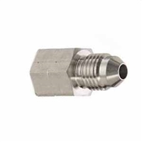"1/4"" NPT Female to 1/4"" MFL Male Flare Adapter"