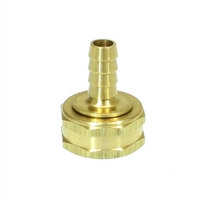 Garden Hose Adapter #10 FGHT x 3/8barb