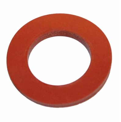 Silicone Flat Washers for 1/4\
