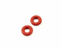 Silicone Orings (PAIR) for Probe compression fittings (Pcomp) Gasket