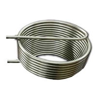"HERMS Coil 16"" WIDE, 304SS, 42' x 1/2"" OD Tubing"
