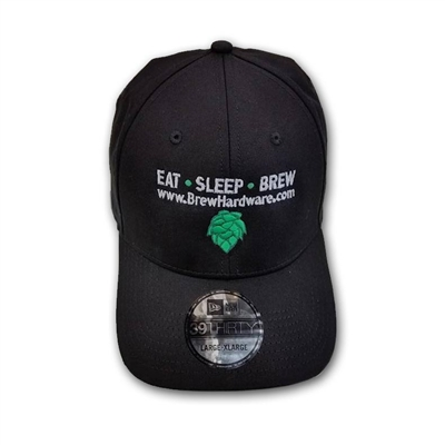 Eat Sleep Brew Baseball Cap - FLEX FIT