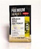 Lallemand KOLN Kolsch-Style Ale Dry Yeast 11 gram