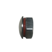 "Weldless Plug Assembly for 13/16 or 7/8"" holes (1/2"" NPT)"
