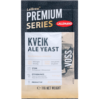LalBrew Voss Kveik Dry Ale Yeast - Lallemand