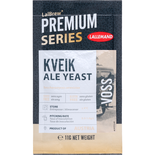 LalBrew® Voss Kveik Dry Ale Yeast - Lallemand