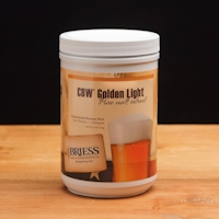 LME 3.3LB, Briess Golden Light LME Malt Extract