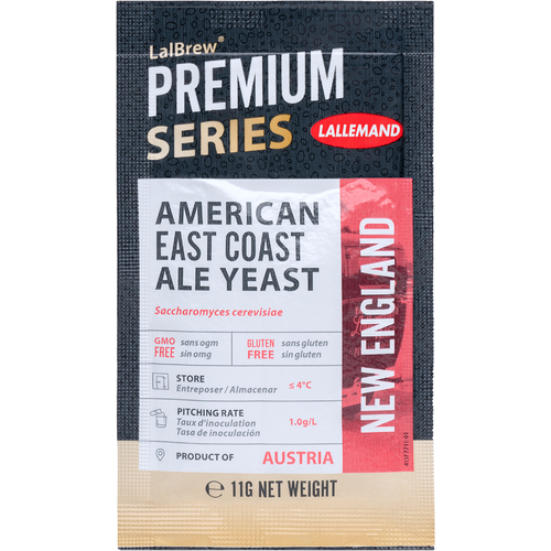 Lallemand New England-Style Ale (NEIPA) Dry Yeast 11 gram