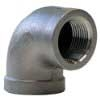 NPT Threaded Elbow, 90 Degrees, F/F
