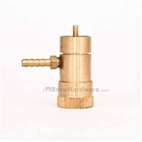 Oxygen (O2) Regulator for Disposable Tanks