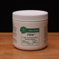PBW, 1 LB Powdered Brewery Wash