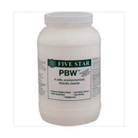 PBW, 8 LBs Powdered Brewery Wash