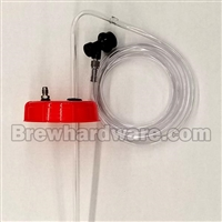 Pressure Transfer Kit, Fermonster to Corny Keg, Economy