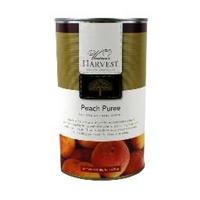 Vintner's Harvest Peach Puree, 49oz Can