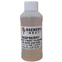 Flavoring, Natural Raspberry, 4oz