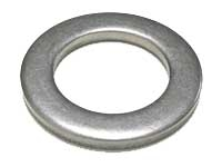SS Washer for 1/2 NPT, bulkheads, etc THICK 1/8""
