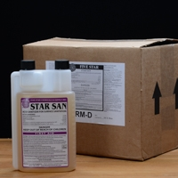 Five Star Star San 8 oz starsan