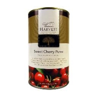 Vintner's Harvest Sweet Cherry Puree, 49oz Can