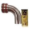 "1.5"" TC Diptube or Whirlpool Return Friction Fit (Press Fit)"