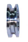 "2"" TC Radius Faced Solder Flange"