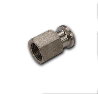 "1/2"" or 3/4"" TC x 1/2"" Female NPT Adapter"
