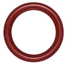 "3"" TC Silicone Gasket (Heat Resistant to 400F)"