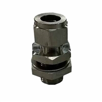 TRUE Weldless Bulkhead - With 5/8 Compression Fitting
