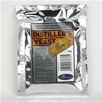 Distiller's RUM Turbo Yeast 72 gram