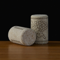 Wine Corks, #9 Economy micro-agglomerated cork , 100 count